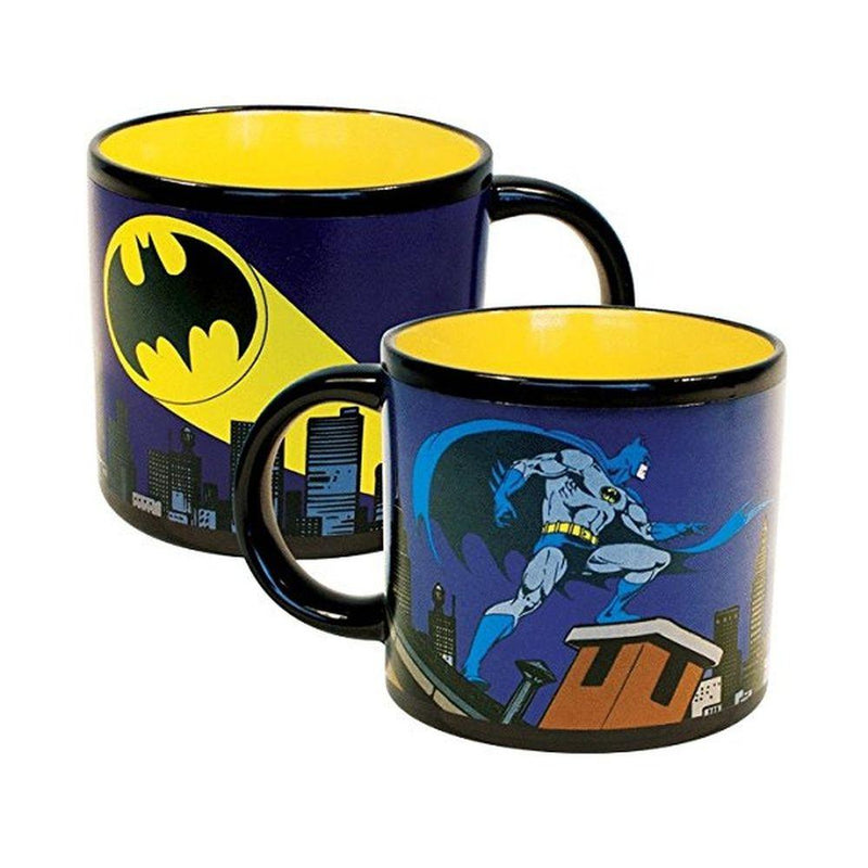 DC Comics Batman Transforming Ceramic Coffee Mug