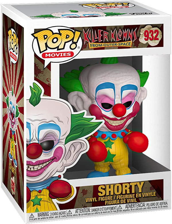 Funko Pop! Movies: Killer Klowns - Shorty