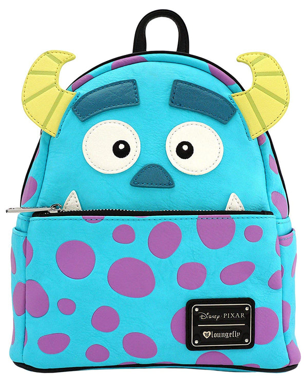 Loungefly Monsters Inc Sully Mini Faux Leather Backpack