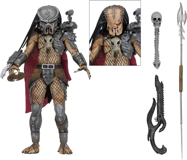 "Predator ""Ultimate Ahab Predator"" 7"" Scale Action Figure - Kryptonite Character Store"