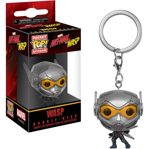 Ant-Man & The Wasp - The Wasp Pop Funko Keychain - Kryptonite Character Store