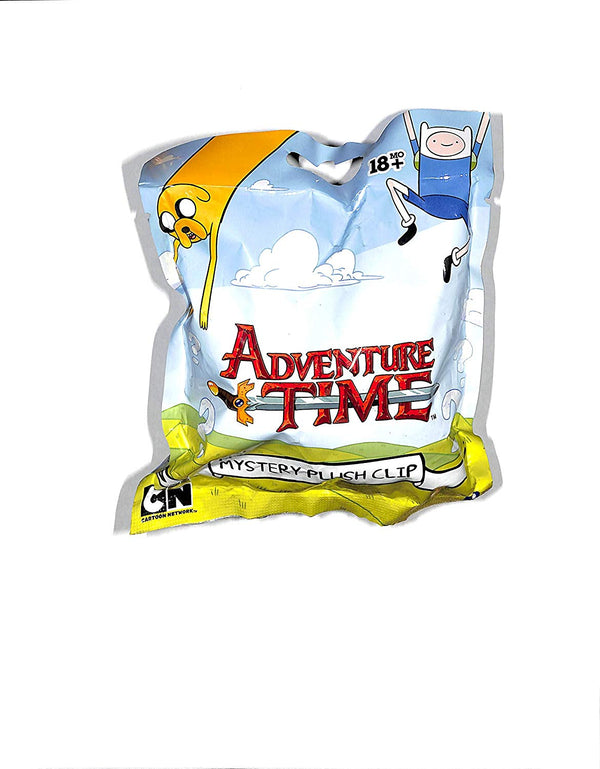Adventure Time MysteryPlush Clip Keychain