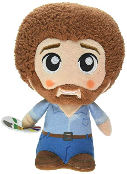 Bob Ross - Super Cute Plush