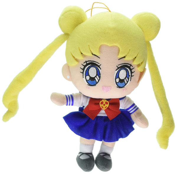 "Sailor Moon S Usagi 8"" Plush - Kryptonite Character Store"