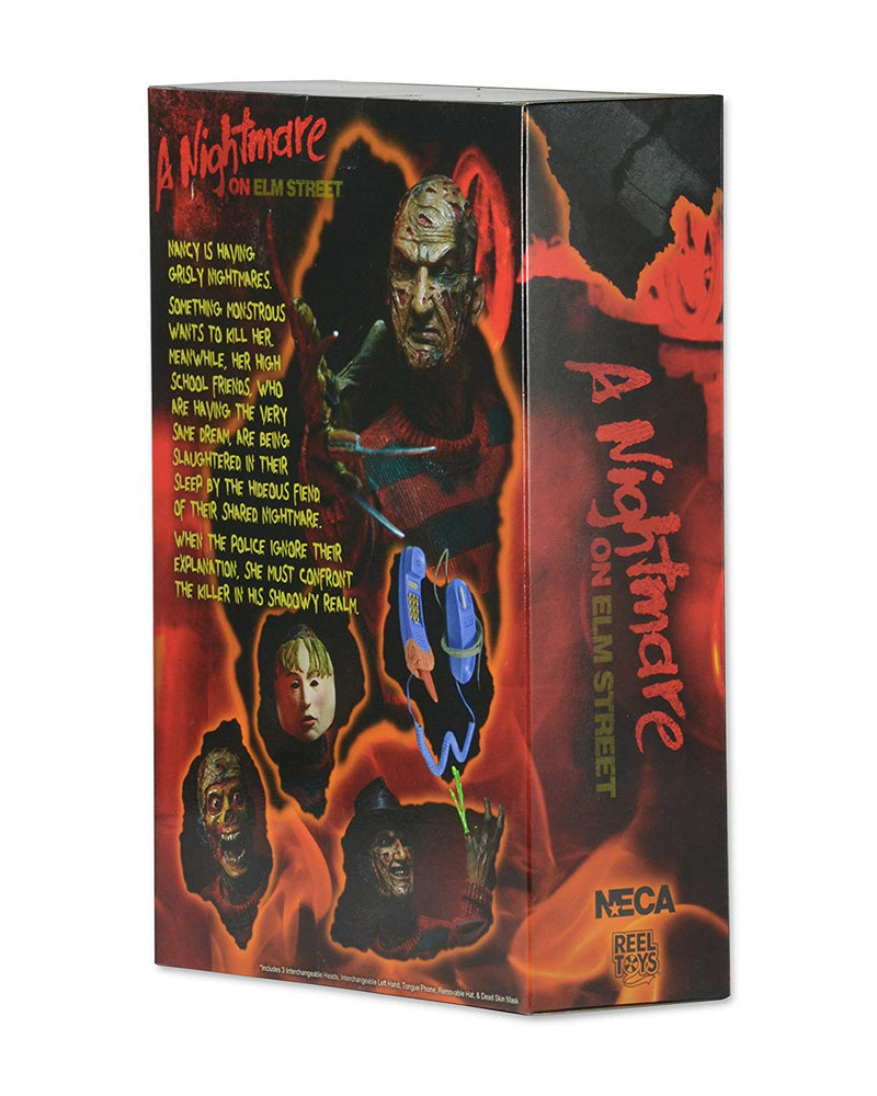 A Nightmare on Elm Street: Freddy Krueger Ultimate Figure - Kryptonite Character Store