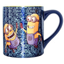 Despicable Me Minions High Five Laser Ceramic Mug 14 oz. - Kryptonite Character Store