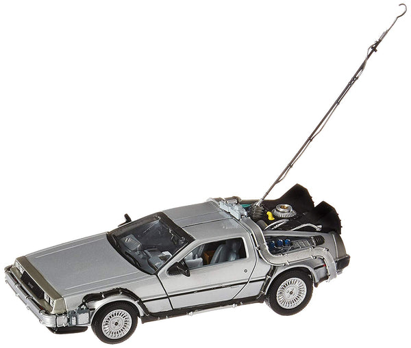 Back to the Future 2 - DeLorean Time Machine Figure