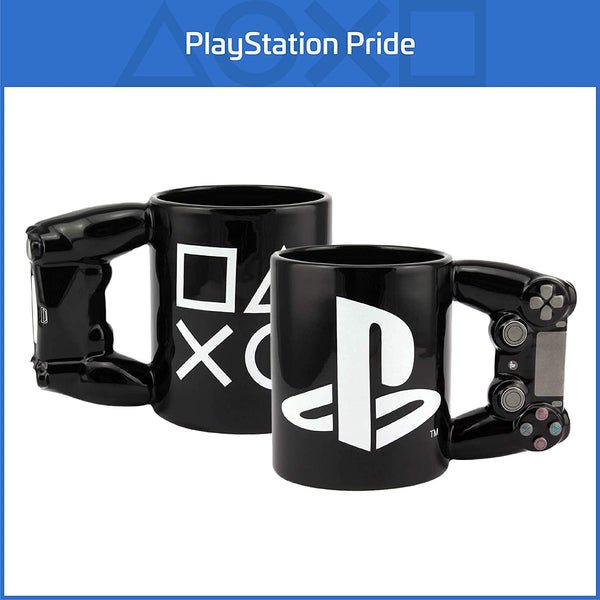 4th Gen Controller Mug - Ceramic Coffee Mug for Gamers
