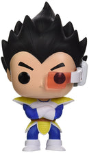 Funko POP! Anime: Dragonball Z Vegeta Action Figure - Kryptonite Character Store
