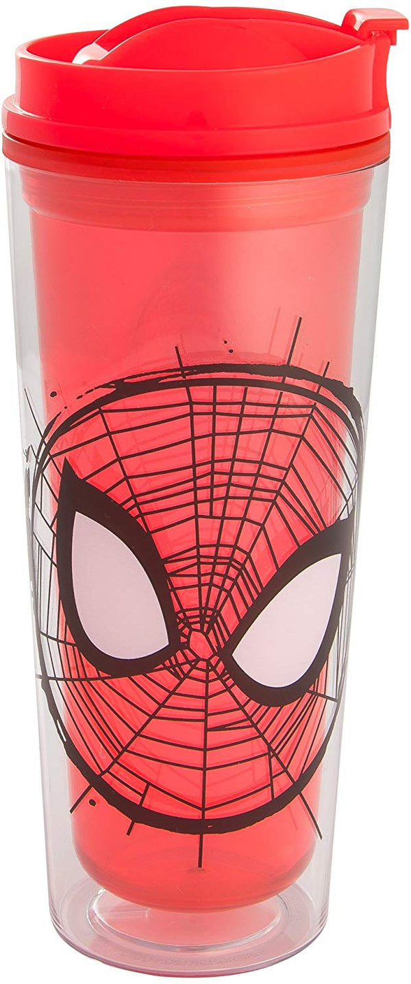 The Amazing Spider-Man Plastic Travel Cup - Kryptonite Character Store