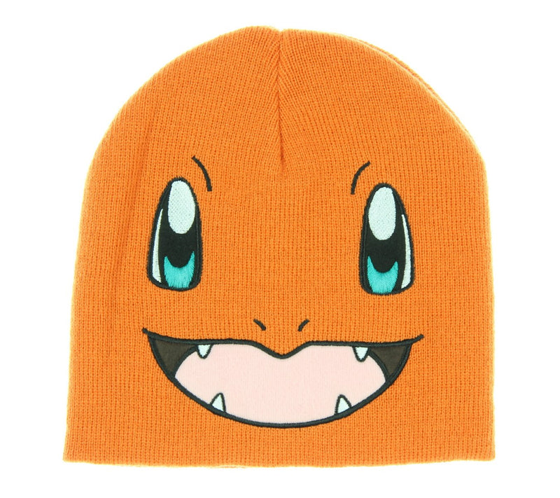 Pokémon Charmander Knit Beanie Cap Hat