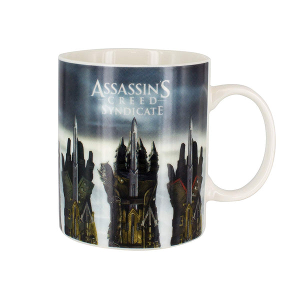 Assassin's Creed Gauntlet Heat Change Mug