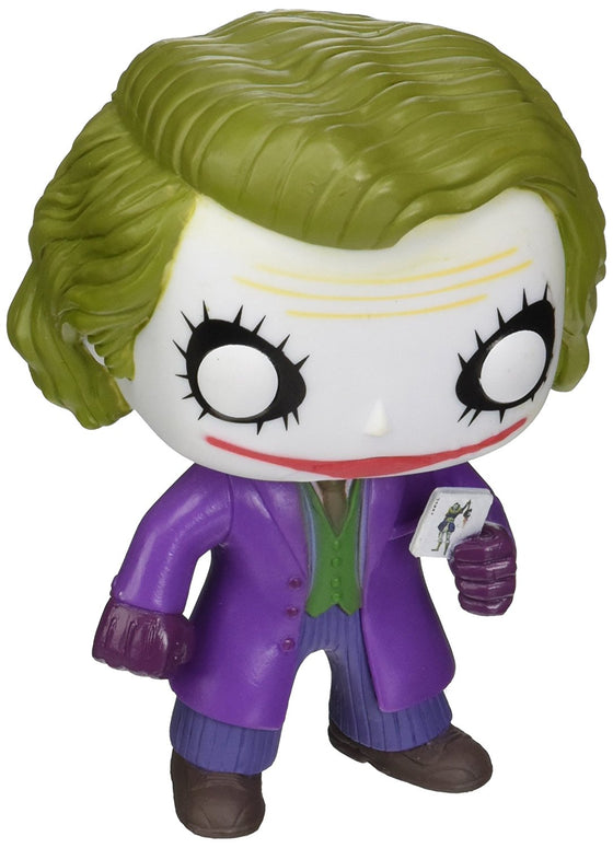 Dark Knight Movie The Joker Funko POP Heroes Vinyl Figure