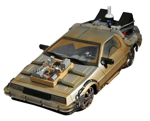 Back to the Future III: Rail-Ready Time Machine - Kryptonite Character Store