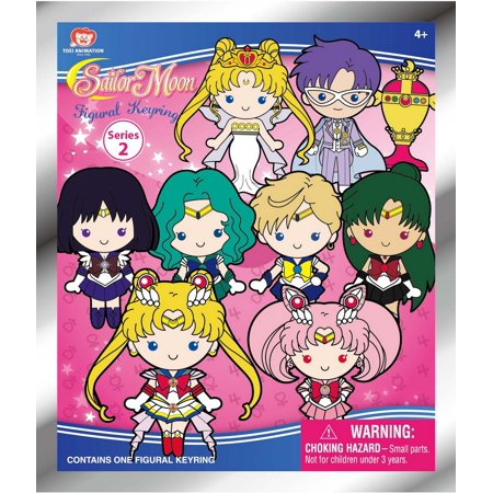 Sailor Moon Series 2 Mystery Pack Keyring - Kryptonite Character Store