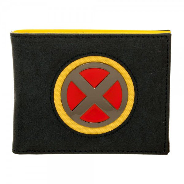 Marvel X-Men Logo Bi-Fold Wallet