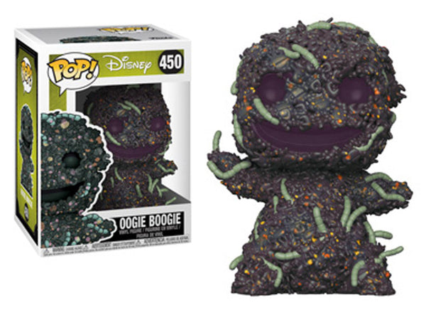 Disney Nightmare Before Christmas Oogie Boogie Pop Vinyl Figure - Kryptonite Character Store