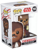 Funko POP! Star Wars: The Last Jedi - Chewbacca (Flocked) - FYE Exclusive - Kryptonite Character Store