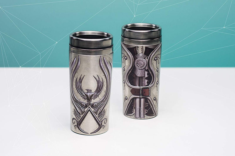 Assassin's Creed Travel Mug Commuter Coffee Cup