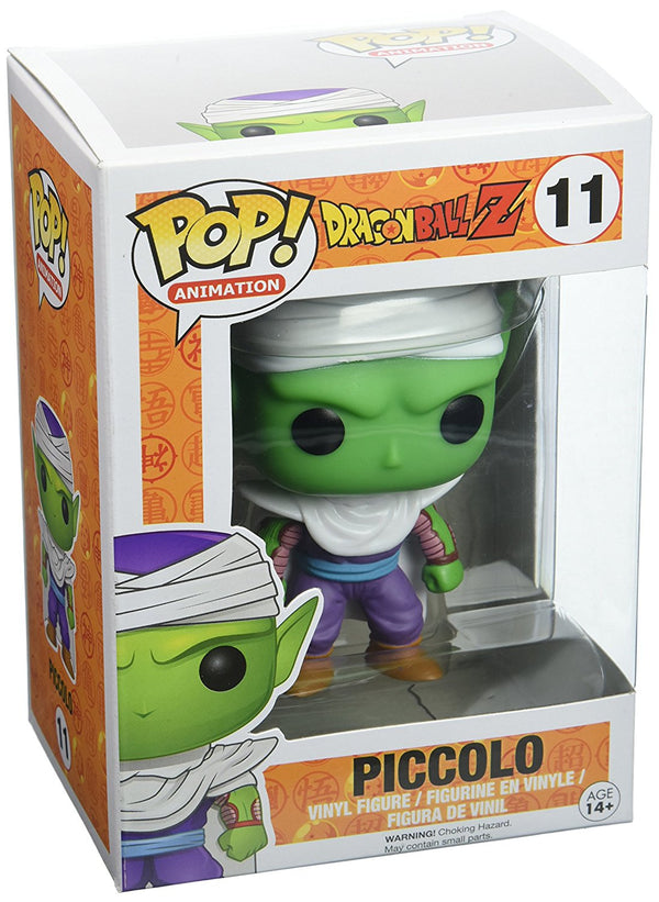 Funko POP! Anime: Dragonball Z Piccolo Action Figure - Kryptonite Character Store