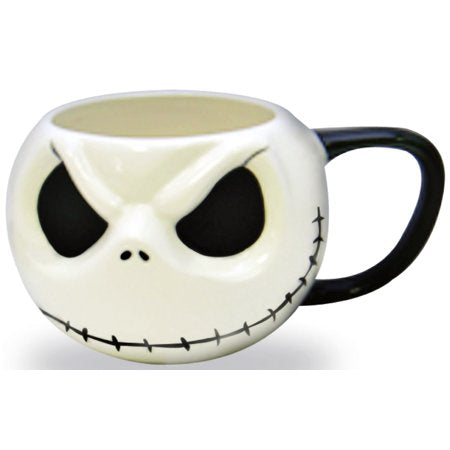 The Nightmare Before Christmas Jack Head Ceramic Mug