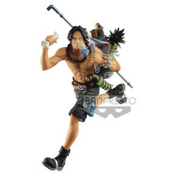 One Piece - Portgas D. Ace - Three Brothers Figure