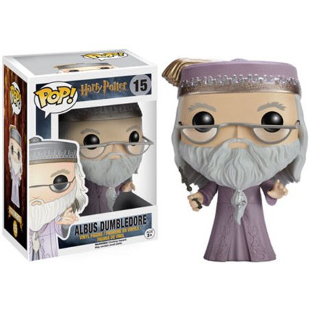 Harry Potter Albus Dumbledore Pop Vinyl Figure - Kryptonite Character Store