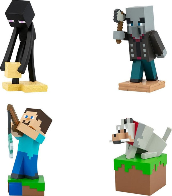 Minecraft - Series 2 Adventure Figure - Styles May Vary (PICKED AT RANDOM)