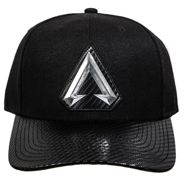 Apex Legends Chrome Weld Pre-Curved Snapback - Kryptonite Character Store
