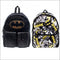 DC Comics Comic Book Print Batman Reversible Backpack *CLEARANCE*