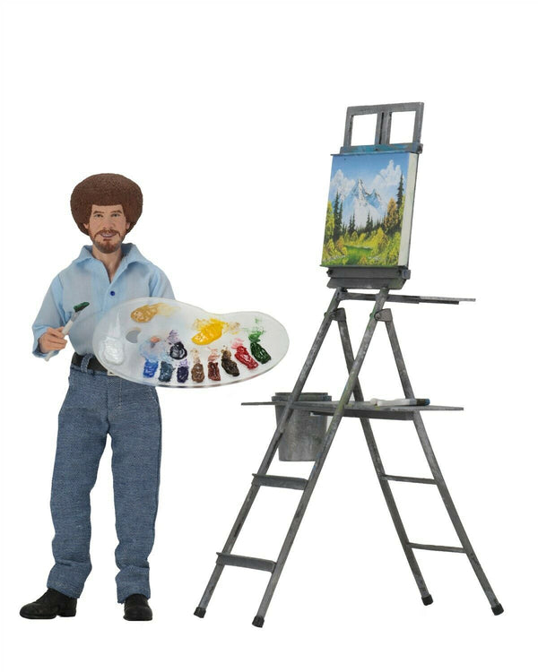 Bob Ross The Joy Of Painting Figure