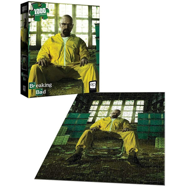 Breaking Bad Walter White Heisenberg 1000pc Premium Jigsaw Puzzle