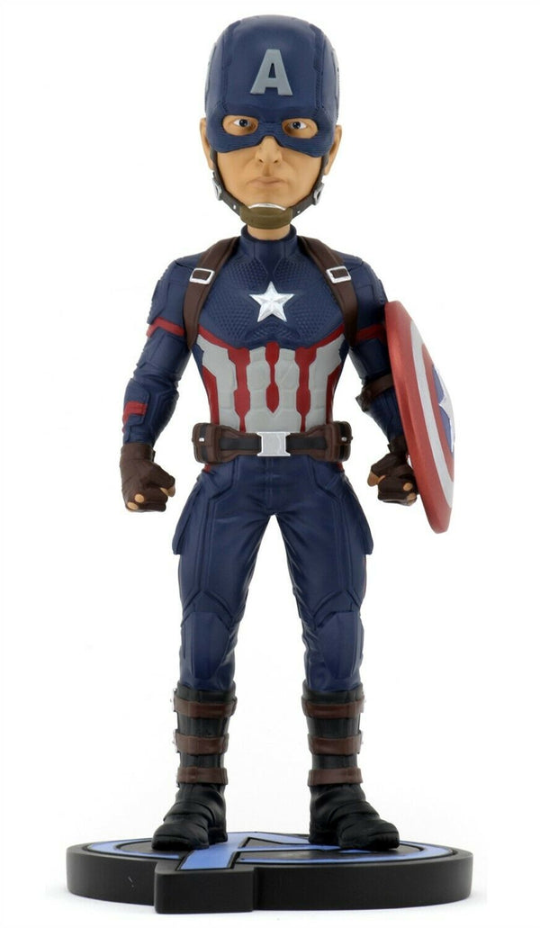 Avengers Endgame Captain America Head Knockers