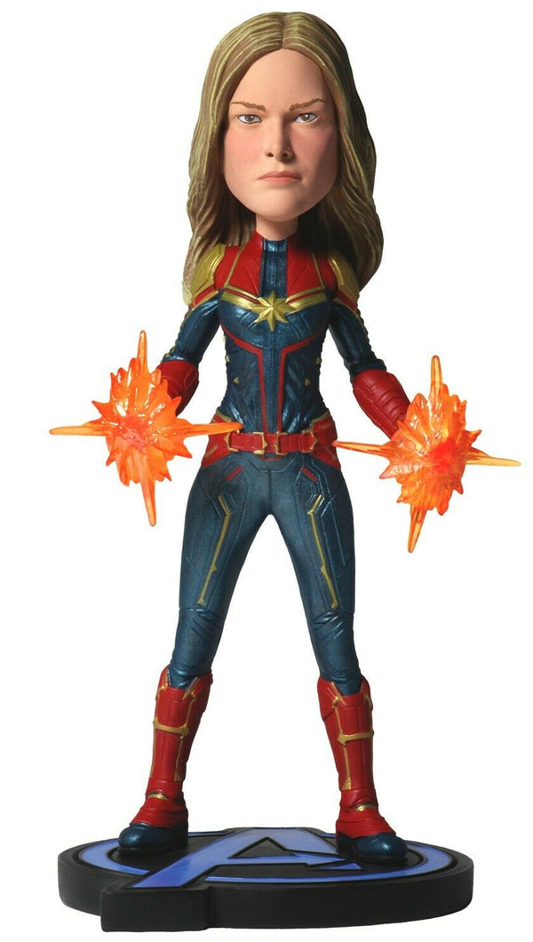 Avengers Endgame Captain Marvel Head Knockers