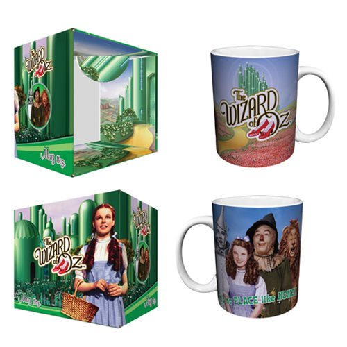 Wizard of Oz Dorothy with Poppies 11oz. Mug - Kryptonite Character Store