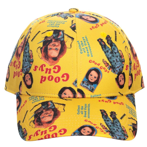 Chucky Allover Printed Hat - Kryptonite Character Store