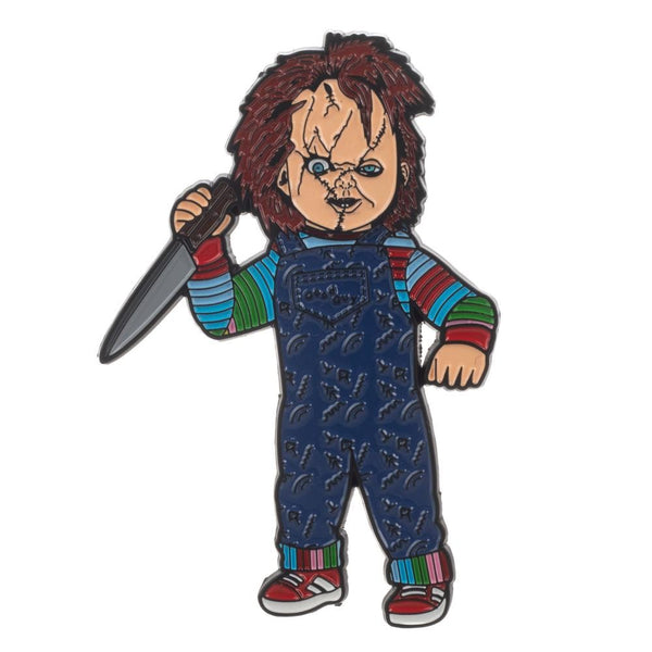 Chucky Lapel Pin - Kryptonite Character Store