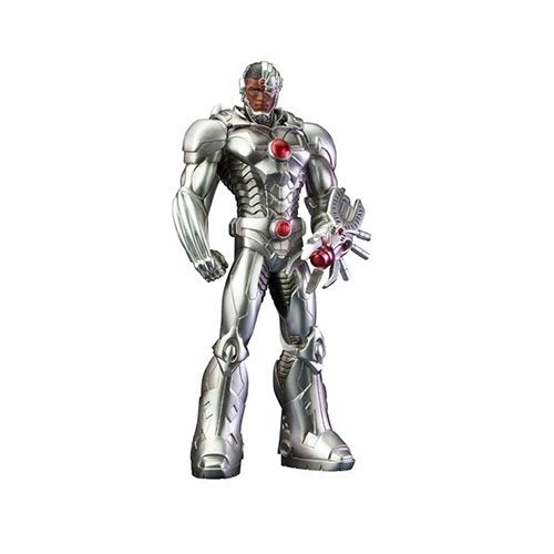 DC Comics Justice League Cyborg New 52 ArtFX+ Statue Figure