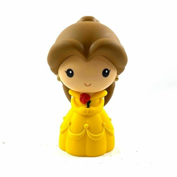 "Disney Princess Belle Cutie 8"" Coin / Bust Bank - Kryptonite Character Store"