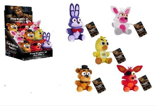 Five Nights At Freddy Collectible Plush Assorted
