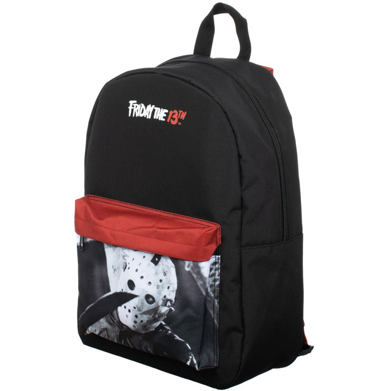 Jason Voorhees Friday the 13th Backpack