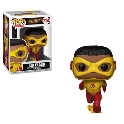 Kid Flash Pop Vinyl Figure - Kryptonite Character Store