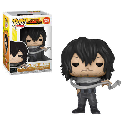 My Hero Academia Shota Aizawa Pop Vinyl Figure - Kryptonite Character Store