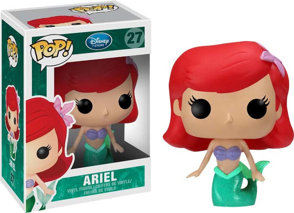 POP Disney  Series 3: Ariel Little Mermaid - Kryptonite Character Store
