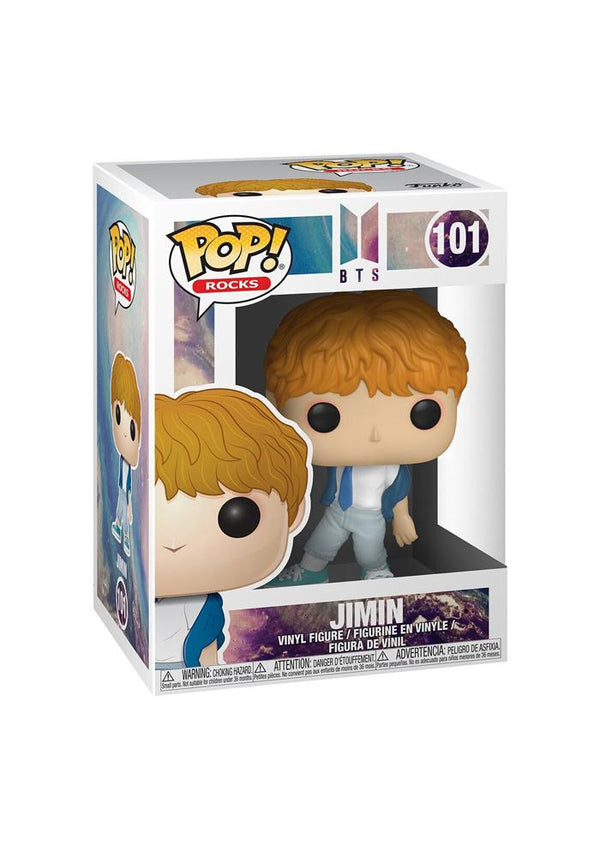 BTS - Jimin Pop Rocks Vinyl Figure - Kryptonite Character Store