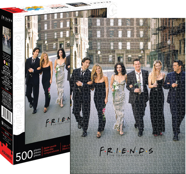 Friends Wedding - 500pc Jigsaw Puzzle