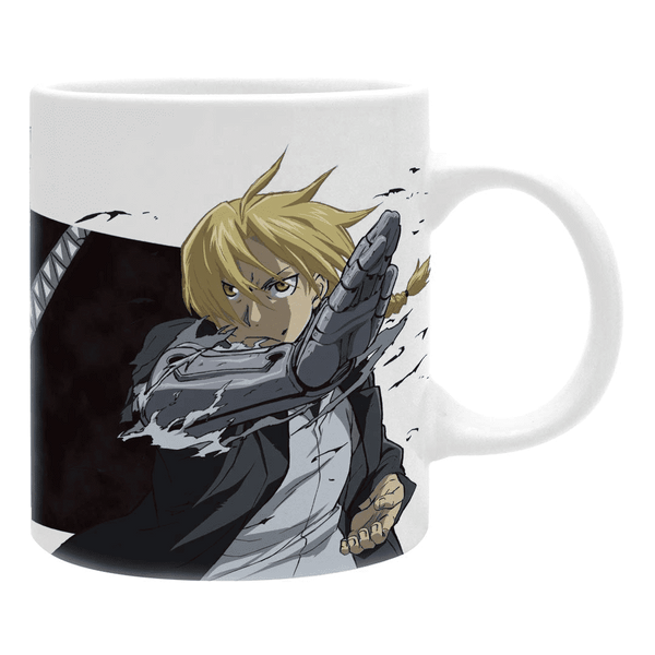 Fullmetal Alchemist  Group Vs. Pride  Mug - Kryptonite Character Store
