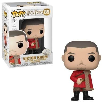 Funko Pop! Movies: Harry Potter - Viktor Krum (Yule)