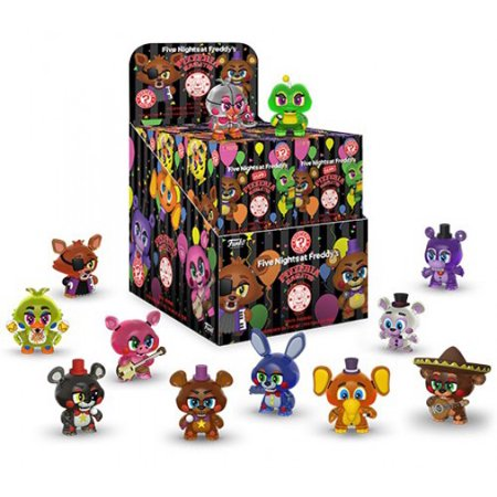 Funko Five Nights at Freddy's Mystery Minis Pizza Simulator Mystery Pack [Glow in the Dark]