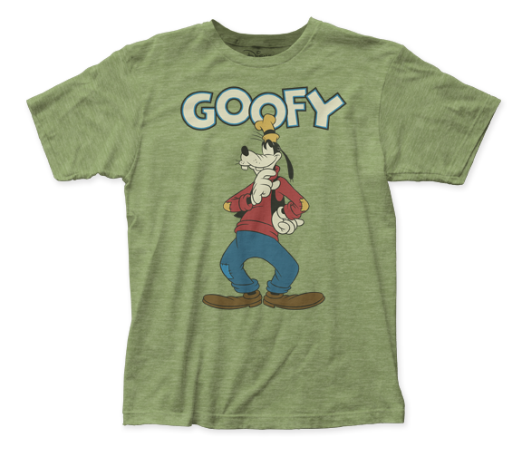 Disney Goofy Thinking T- Shirt